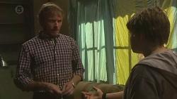 Captain Troy Miller, Callum Jones in Neighbours Episode 6431