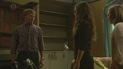 Captain Troy Miller, Jade Mitchell, Sonya Mitchell in Neighbours Episode 6431