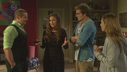 Toadie Rebecchi, Jade Mitchell, Kyle Canning, Sonya Mitchell in Neighbours Episode 6432