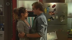 Jade Mitchell, Kyle Canning in Neighbours Episode 6433