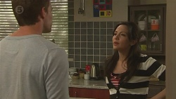 Rhys Lawson, Vanessa Villante in Neighbours Episode 6433