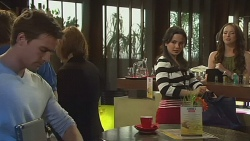 Rhys Lawson, Vanessa Villante, Kate Ramsay in Neighbours Episode 6433