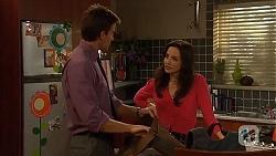 Rhys Lawson, Vanessa Villante in Neighbours Episode 6434
