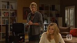 Andrew Robinson, Natasha Williams in Neighbours Episode 6434