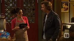 Vanessa Villante, Lucas Fitzgerald in Neighbours Episode 6434