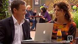 Paul Robinson, Zoe Alexander in Neighbours Episode 6434