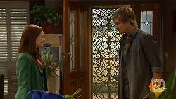 Summer Hoyland, Andrew Robinson in Neighbours Episode 6435