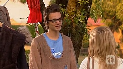 Ed Lee, Natasha Williams in Neighbours Episode 6435
