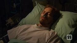 Captain Troy Miller in Neighbours Episode 6436