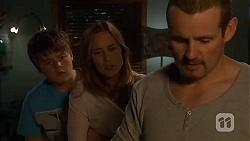Callum Jones, Sonya Mitchell, Toadie Rebecchi in Neighbours Episode 6436