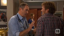 Karl Kennedy, Captain Troy Miller in Neighbours Episode 6436