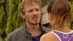 Captain Troy Miller, Jade Mitchell in Neighbours Episode 6436