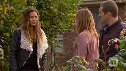 Jade Mitchell, Sonya Mitchell, Toadie Rebecchi in Neighbours Episode 6438