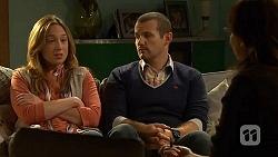 Sonya Mitchell, Toadie Rebecchi, April Hallis in Neighbours Episode 6438