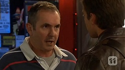 Karl Kennedy, Rhys Lawson in Neighbours Episode 6438