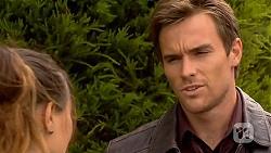 Jade Mitchell, Rhys Lawson in Neighbours Episode 6438