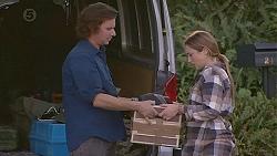 Lucas Fitzgerald, Sonya Mitchell in Neighbours Episode 6439