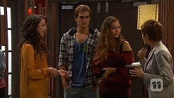 Kate Ramsay, Kyle Canning, Jade Mitchell, Susan Kennedy in Neighbours Episode 6440