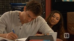 Rhys Lawson, Jade Mitchell in Neighbours Episode 6440