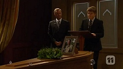 Rodney Renton, Callum Jones in Neighbours Episode 6441