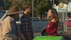 Keith Wright, Kyle Canning, Jade Mitchell in Neighbours Episode 6442