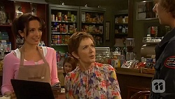 Vanessa Villante, Susan Kennedy, Lucas Fitzgerald in Neighbours Episode 6443