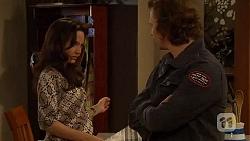 Vanessa Villante, Lucas Fitzgerald in Neighbours Episode 6443