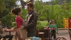 Vanessa Villante, Rhys Lawson in Neighbours Episode 6444