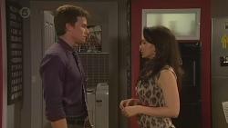 Rhys Lawson, Vanessa Villante in Neighbours Episode 6444