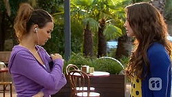 Jade Mitchell, Kate Ramsay in Neighbours Episode 6445