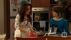 Vanessa Villante, Sophie Ramsay in Neighbours Episode 6445