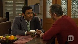 Ajay Kapoor, Karl Kennedy in Neighbours Episode 6445