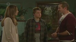 Sonya Mitchell, Callum Jones, Toadie Rebecchi in Neighbours Episode 6447