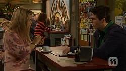 Natasha Williams, Chris Pappas in Neighbours Episode 6448