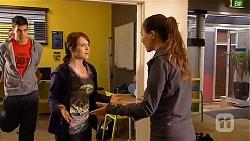 Summer Hoyland, Jade Mitchell in Neighbours Episode 6448