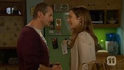 Toadie Rebecchi, Sonya Mitchell in Neighbours Episode 6448
