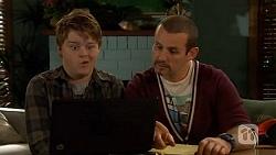 Callum Jones, Toadie Rebecchi in Neighbours Episode 6448