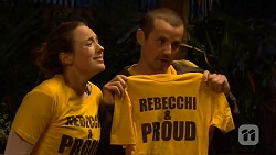 Sonya Mitchell, Toadie Rebecchi in Neighbours Episode 6448