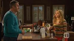 Karl Kennedy, Natasha Williams in Neighbours Episode 6449