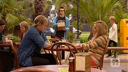 Andrew Robinson, Ed Lee, Natasha Williams in Neighbours Episode 6449