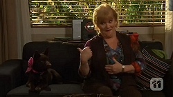 Bossy, Sheila Canning in Neighbours Episode 6450