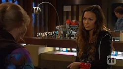 Sheila Canning, Jade Mitchell in Neighbours Episode 6451