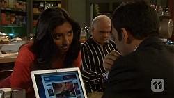 Priya Kapoor, Ajay Kapoor in Neighbours Episode 6451