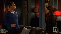 Paul Robinson, Summer Hoyland in Neighbours Episode 6451