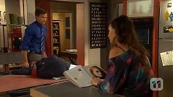 Rhys Lawson, Jade Mitchell in Neighbours Episode 6451