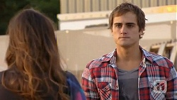 Jade Mitchell, Kyle Canning in Neighbours Episode 6451