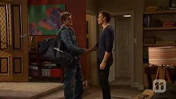Kyle Canning, Rhys Lawson in Neighbours Episode 6451