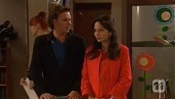 Lucas Fitzgerald, Vanessa Villante in Neighbours Episode 6451