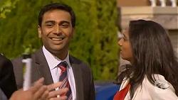 Ajay Kapoor, Priya Kapoor in Neighbours Episode 6451