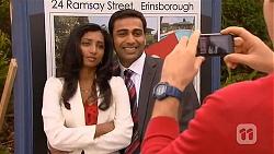 Priya Kapoor, Ajay Kapoor in Neighbours Episode 6452